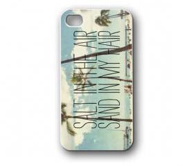 salt in the air Quotes - ipod 4,5 - iphone 4,4s,5,5s,5c,6 - samsung galaxy s2,s3,s4,s5,note,mini - blackberry z10,q10 - htc - Google Nexus 4,5 - Sony Xperia Z1,Z2 cover, case, accessories, Gift